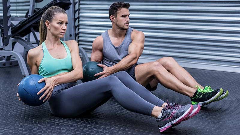 mejores ejercicios para oblícuos