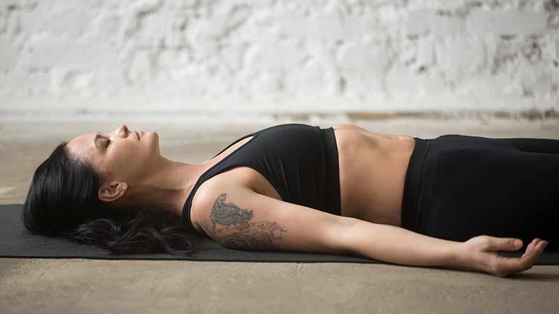 relajacion y yoga