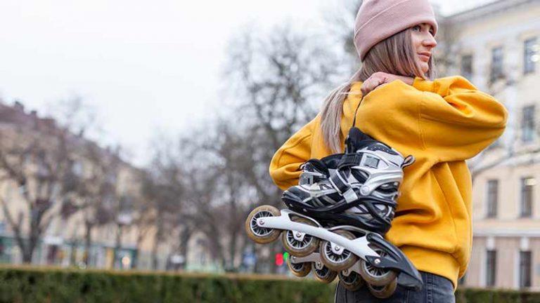 tipos de patines en línea