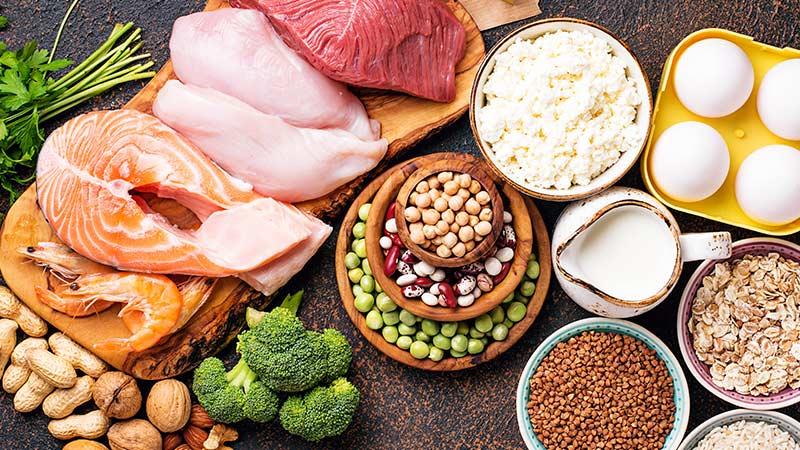 nutrientes esenciales proteinas