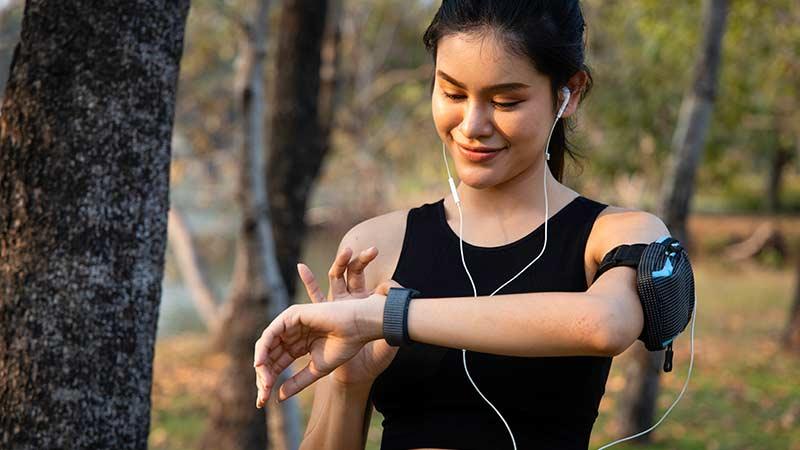 pulsera de actividad ayuda a adelgazar