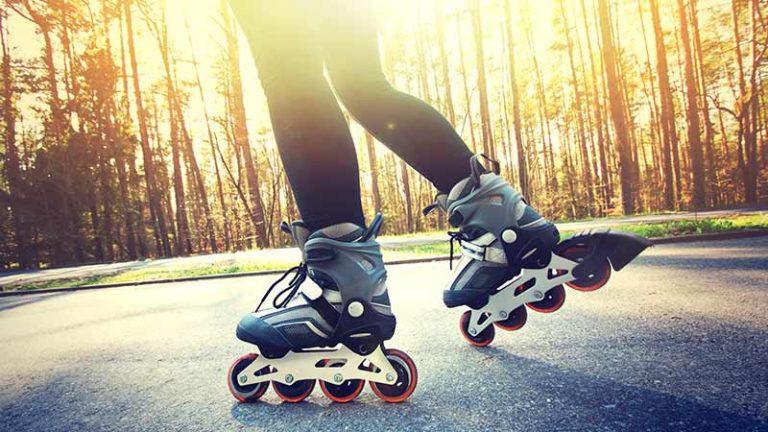 patinaje fitness
