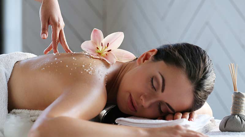 aceites esenciales para masajes