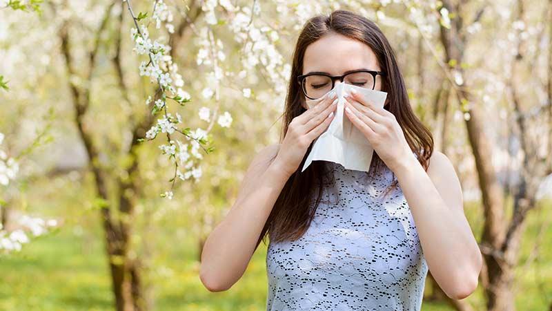 aliviar alergias respiratorias