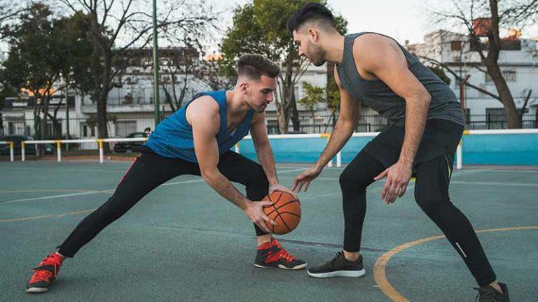 baloncesto para mejorar la resistencia