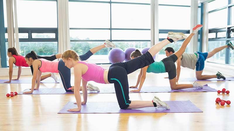 ejercicios para gluteos