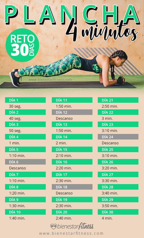 Retos para bajar de peso en una semana