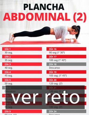 tabla de planchar para abdominales