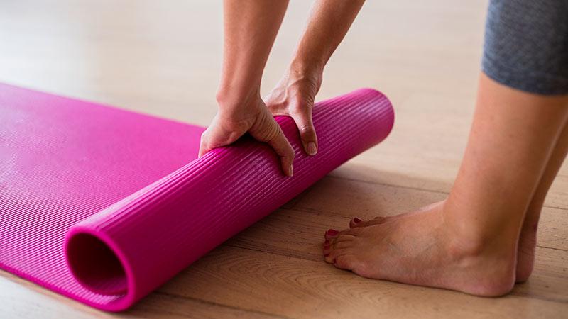 contraindicaciones en ejerccios de Pilates